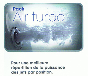 VENTE: PACK AIR TURBO POUR SPAS KINEDO