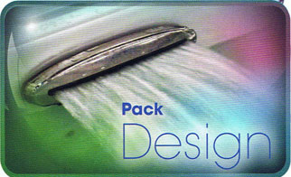 VENTE: PACK DESIGN KINEDO POUR SPAS VERSION