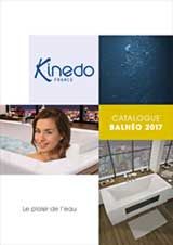 kinedo balnéo catalogue 2017