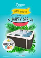 kinedo catalogue HappySpa 2017