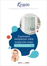 kinedo balnéo catalogue Kinemagic 2017
