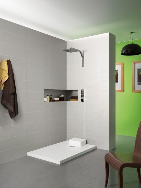 receveur douche extra plat poser avec pompe de relevage. Black Bedroom Furniture Sets. Home Design Ideas