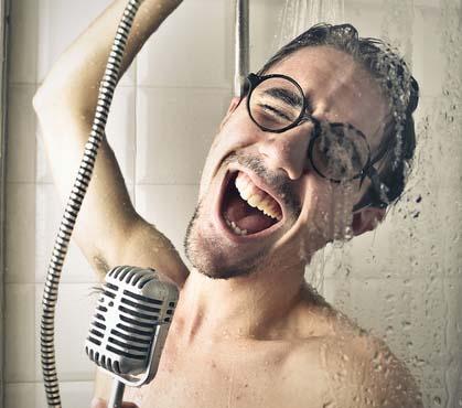 Douches receveur douche poser receveur douche kinedo - Pipe sous la douche ...